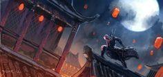 Assassin's Creed China from Chaoyuan Xu