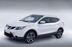 New White 2015 Nissan Qashqai