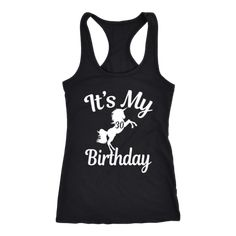 Magical Its My 30th Birthday White Unicorns 30 Years Old Sleeveless Tank Tops Collection