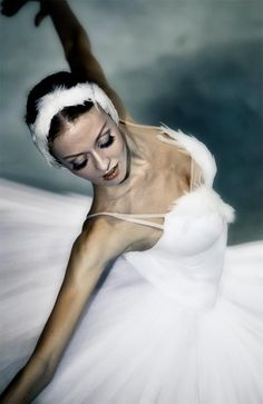 Evgenia Dolmatova Swan Lake