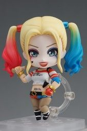 Suicide Squad - Harley Quinn - Nendoroid - Suicide Edition (Good Smile Company)