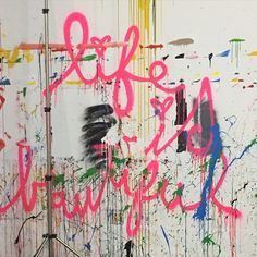 Instagram photo by Mr Brainwash • Invalid date at Invalid date