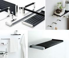 Accessories for modern bathroom