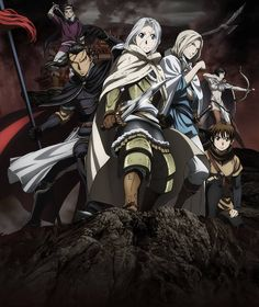 Arslan Senki 2 (2016) Finally!! Second Season