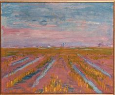 Johan Dijkstra (1896-1978) Gedurende de oorlog maakte hij vele landschapsetsen die een documentair karakter droegen. Na de oorlog nam hij zijn werk als recensent weer op; zijn recensies hadden een polariserend karakter en bezorgden hem aanhangers en tegenstanders. Met De Ploeg exposeerde hij tot in de jaren zeventig.