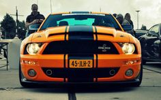Shelby Mustang..