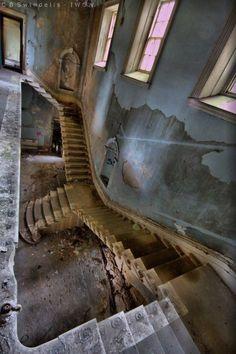 Photography by Chris Swindells, Urban Explorer