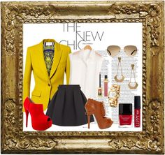 """NEW chic in TOWN!!!"" by jowaisa on Polyvore"