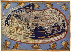 Fahrenheit Magazine | Mundos imposibles: los mapas antiguos más bellos