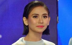 Popstar Princess Sarah Geronimo appeared to be prohibited to answer questions about her boyfriend singer-actor Matteo Guidicelli. Got Married, Getting Married, Philippine Star, Vocal Range, Geronimo, Upcoming Movies, Celebrity Couples, Filipino, Interview