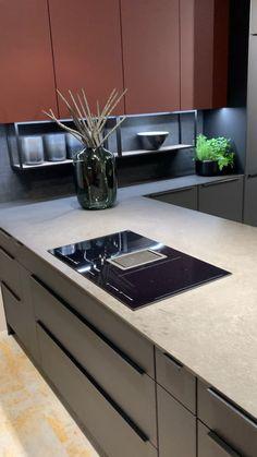 Kitchen interior design – Home Decor Interior Designs Kitchen Room Design, Kitchen Cabinet Design, Home Decor Kitchen, Interior Design Kitchen, Kitchen Ideas, Interior Modern, Modern Kitchen Interiors, Modern Kitchen Cabinets, Contemporary Kitchen Design
