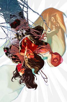 Marvel : [NYCC] Un crossover Spider-Women en 2016   ACTUALITÉ   MDCU COMICS