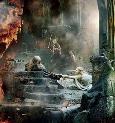 Hobbit 3 Battle of Five Armies