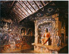 莫高窟 Mogao Caves