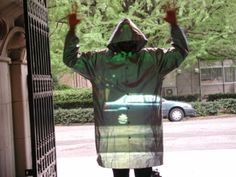 The Invisibility Cloak Approaches: Nothing to See Here. Glass Bridge China, Harry Potter Invisibility Cloak, Smart Textiles, The Future Is Now, Tumblr, Wearable Technology, Cool Tech, Future Fashion, Augmented Reality