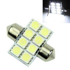 $1.05 (Buy here: https://alitems.com/g/1e8d114494ebda23ff8b16525dc3e8/?i=5&ulp=https%3A%2F%2Fwww.aliexpress.com%2Fitem%2FWhite-31mm-5050-8-SMD-LED-Panel-Festoon-Dome-Light-Car-Auto-Interior-Bulb%2F32622607547.html ) White 31mm 5050 8 SMD LED Panel Festoon Dome Light Car Auto Interior Bulb for just $1.05