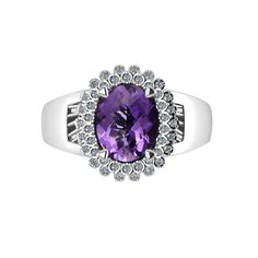 We are still with the Amethyst - The February's birthstone Which best describes for Power, Protection and Healing for the month of February.
