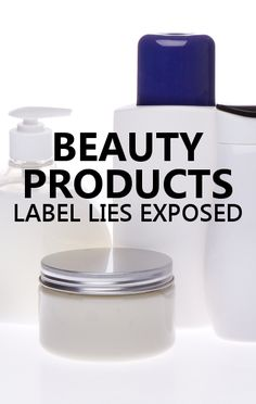 Dr Oz and Jessica Alba discussed label lies, including the term Hypoallergenic, which is simply a marketing tool to get you to buy a product. http://www.drozfans.com/dr-oz-beauty/dr-oz-jessica-alba-diy-beauty-mask-natural-products-better/