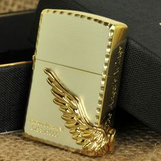 Japanese Angel Wings Zippo Lighter Limited Edition-PAW-106SG