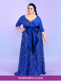 Вечернее платье Малефисента Magesty Вечерние и выходные платья для полных женщин. Вечернее платье Малефисента Magesty
