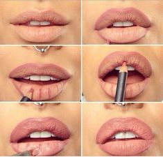 18 Hacks, Tips And Tricks On How To Make Your Lips Look Bigger And More Full