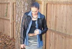 Chambray Everyday « Thirty Something Fashion – Carly Walko
