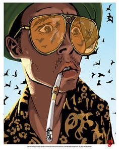 Fear and Loathing in Las Vegas. •have had nearly 300 notifications today.