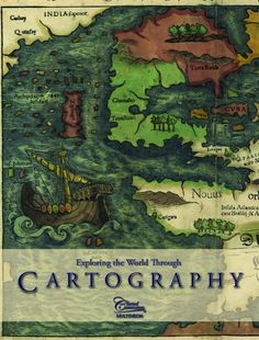 Exploring the World through Cartography – Classical Conversations Bookstore