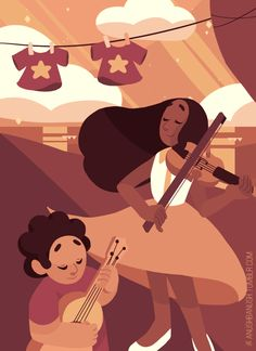 Stevonnie, Steven and Connie Fanart, Lapidot, Universe Art, Animation, Anime, Cartoon Art, Adventure Time, At Least, Geek Stuff