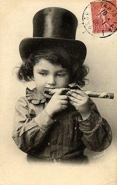 Little Boy in Top Hat | by Stmarygypsy