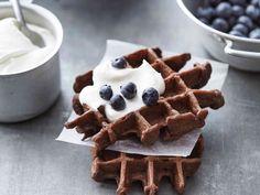 Chocoladewafels met stevia (Libelle Lekker!)