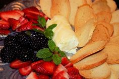 Berry Beautiful Cheese Plate | Chatty Gourmet