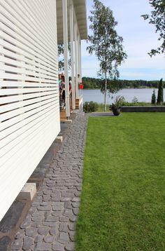 Driveways, Hygge, My House, Terrace, Garden Design, Pergola, Sidewalk, Patio, Landscape