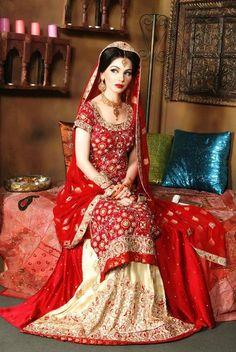 pakistani bridal dresses 2014 - Google Search