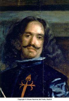VELASQUEZ Diego Rodríguez de Silva y Velázquez - Spanish (Sevilla 1599 - 1660 Madrid) - self-portrait