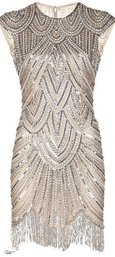 Rhinestone jeweled dress