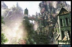 Crysis - Game Environment - 06 by MadMaximus83.deviantart.com on @deviantART