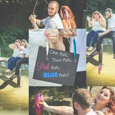 Fishing gender reveal whitney lee photography reveal for Fishing gender reveal
