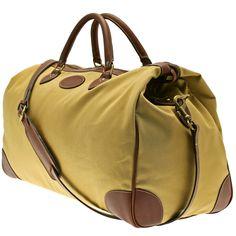 d1da437b79 Ettinger London Luxury Leather Pursuits Sand   Havana Cotswold Weekend Bag  Light Luggage
