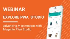 Expanding future mobile commerce with Magento PWA Studio Let Them Talk, Ecommerce, Accounting, Period, Adobe, Join, Apps, Future, Studio