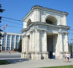 Unterwegs in der moldawischen Hauptstadt #taipantouristik #moldova #moldau #chisinau #sightseeing #citytrip #reisen #immereinereisewert #wanderlust #reisefoto Moldova, Louvre, Wanderlust, Instagram, Building, Travel, Viajes, Buildings, Destinations