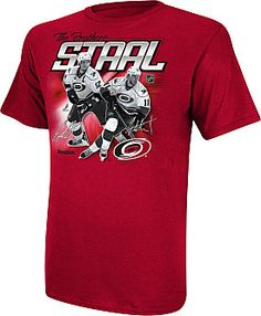 @Carolina Hurricanes Hockey fans - Which Staal brother is your favorite? I need this shirt. Both my boys?