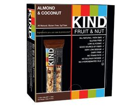 (Paleo Appetizer) KIND Fruit & Nut, Almond & Coconut, All Natural, 1.4-Ounce Gluten Free Bars (Pack of 12) #Paleo #Dinners