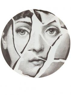 フォルナ・セッティ 円高還元▼FORNA SETTI▼Printed Plate 'cracked' | インテリア - キッチン・クッキング - 皿|海外通販ならLASO(ラソ)