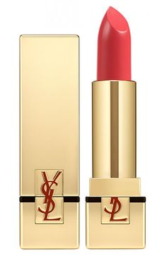 Rouge pur couture in Rose dahlia - Yves Saint-Laurent