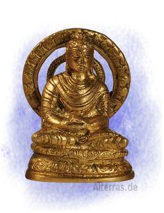 Alterras Esoterik Shop: Buddha Statuen aus Messing