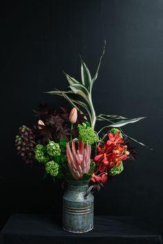 Mission de Flores   Floral Arrangement - SF Flower Shop