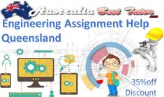Australia Best Tutor has decided to write on the help available with Engineering assignment help to Queensland universities students. Pursue Engineering education to gain best career opportunities in the future and make the most of your education.