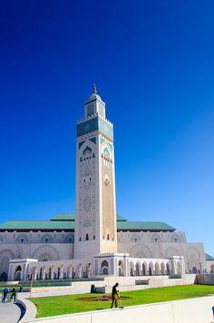 ˚The Hassan ll Mosque - Casablanca, Morocco
