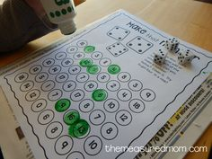 addition and subtraction game 2